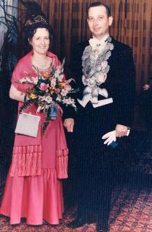 Königspaar Cremer