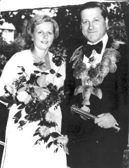Königspaar Krüll