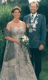 Königspaar Piel