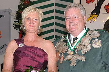 Königspaar Meuter