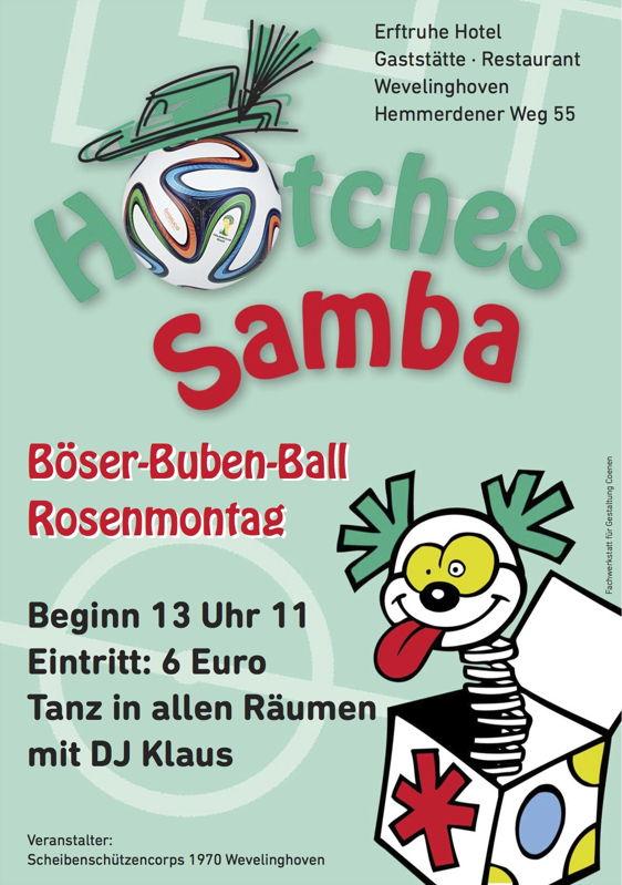 Böser Buben Ball 2014
