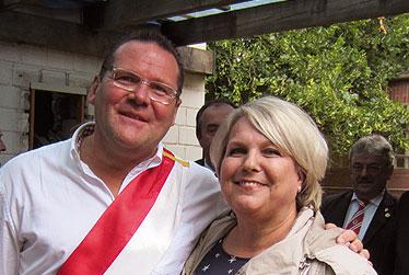 Kronprinzenpaar 2014 Schumacher
