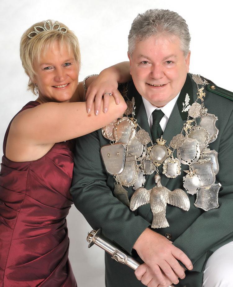 Königspaar Meuter 2014