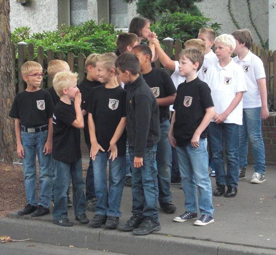 Edelknaben + Jungschützen