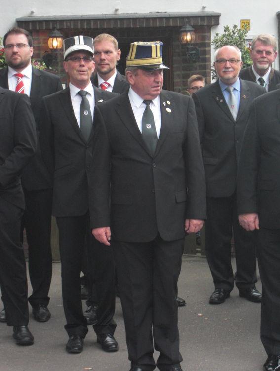Oberstehrenabend 2014 Oberst