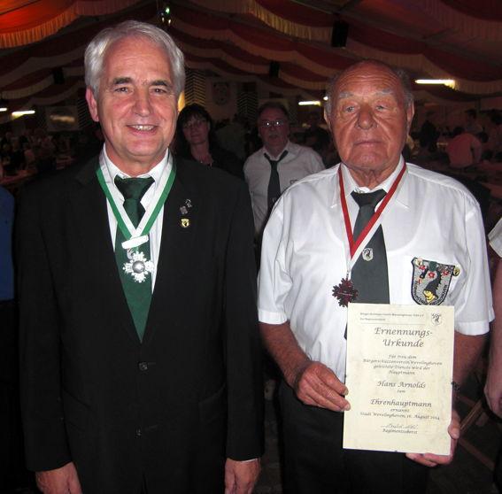 Rainer Schumacher + Hans Arnolds