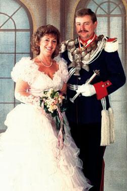 Königspaar Moll 1990/1991