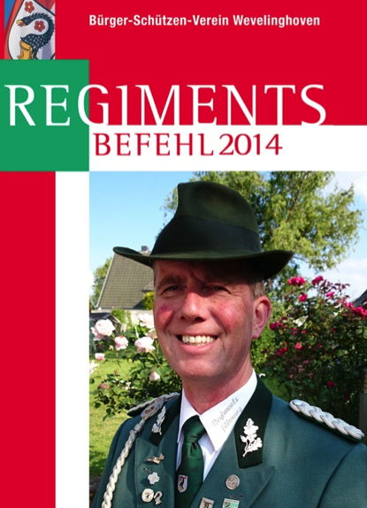 Titel Regimentsbefehl 2014