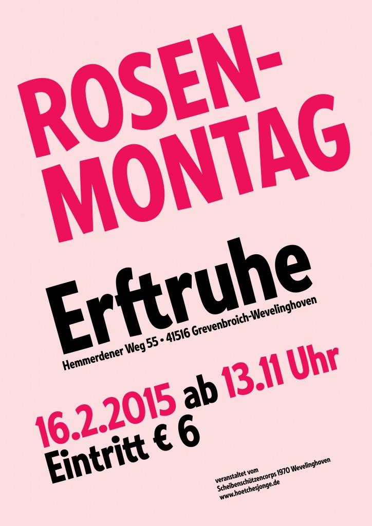Rosenmontag 2015