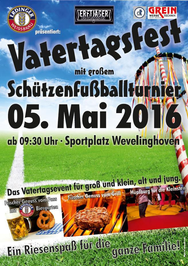 Schützenfussballturnier 2016