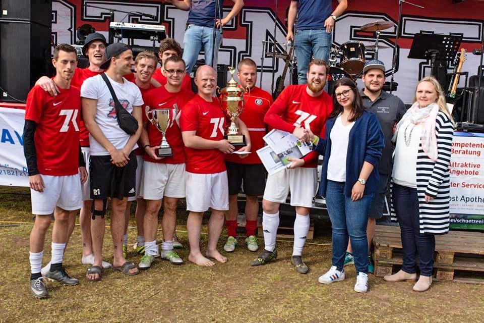 Hoetchesjonge Schützenfussballturnier 2018