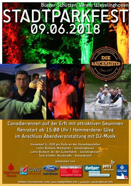 Hoetchesjonge Stadtparkfest 2018
