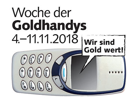 missio Woche der Goldhandys 2018